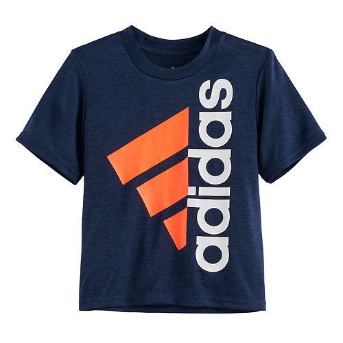 Boys 4-7x adidas Side Logo Tee