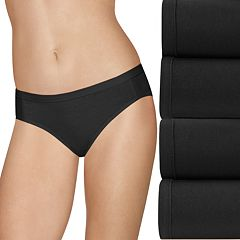 Hanes Ultimate 4-pack Stretch Bikini Panties 42CSWB