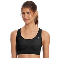 Champion Bras: Compression Medium-Impact Sports Bra B1251H