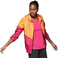 Women's FILA SPORT® Raglan Windbreaker Jacket