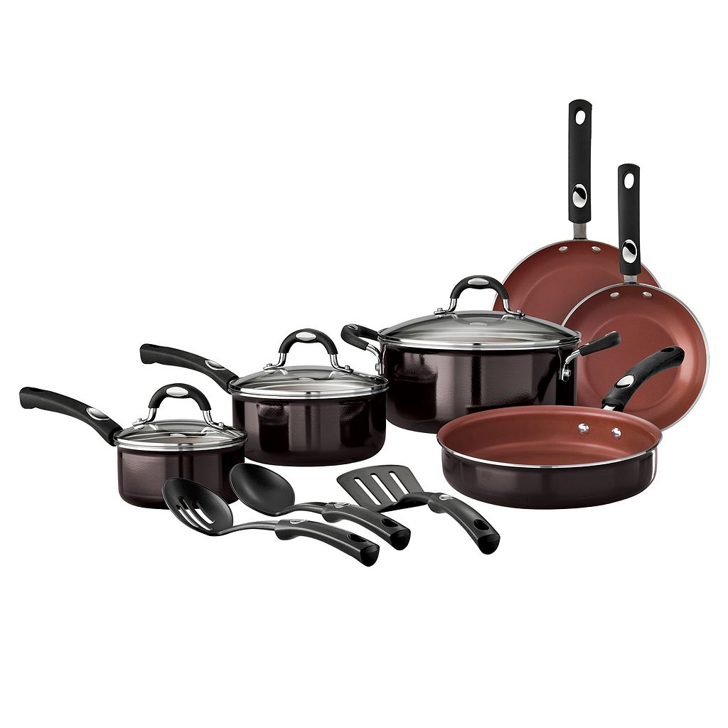 Tramontina Style 12-pc. Cookware Set