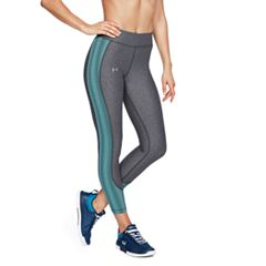 Women's Under Armour Jacquard Ankle Leggings