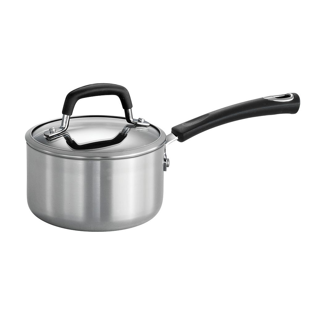 Tramontina Style 1.25-qt. Covered Saucepan