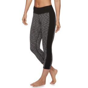 Women's Gaiam Om Cosmic Capri Yoga Leggings