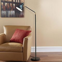 Catalina Lighting Tensor Lennon Floor Lamp
