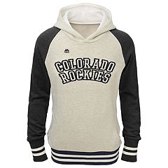 Girls 7-16 Majestic Colorado Rockies Good Ole Days Hoodie