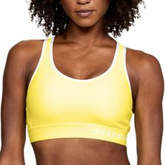 Under Armour Mid Keyhole Medium-Impact Sports Bra 1307196