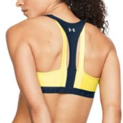 Under Armour Cut Out Low-Impact Sports Bralette 1307191