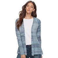 Women's SONOMA Goods for Life™ Striped Cardigan