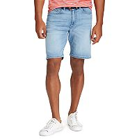 Men's Chaps Classic-Fit 5-Pocket Denim Shorts