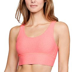 Under Armour Favorite Everyday Longline Low-Impact Sports Bra 1310976