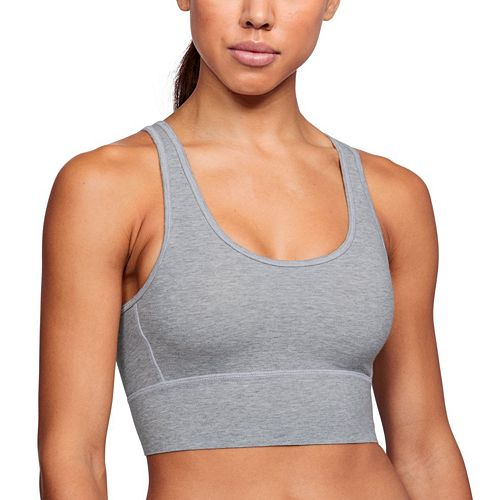 02c510c2a3ec1 Under Armour Favorite Everyday Longline Low-Impact Sports Bra 1310976