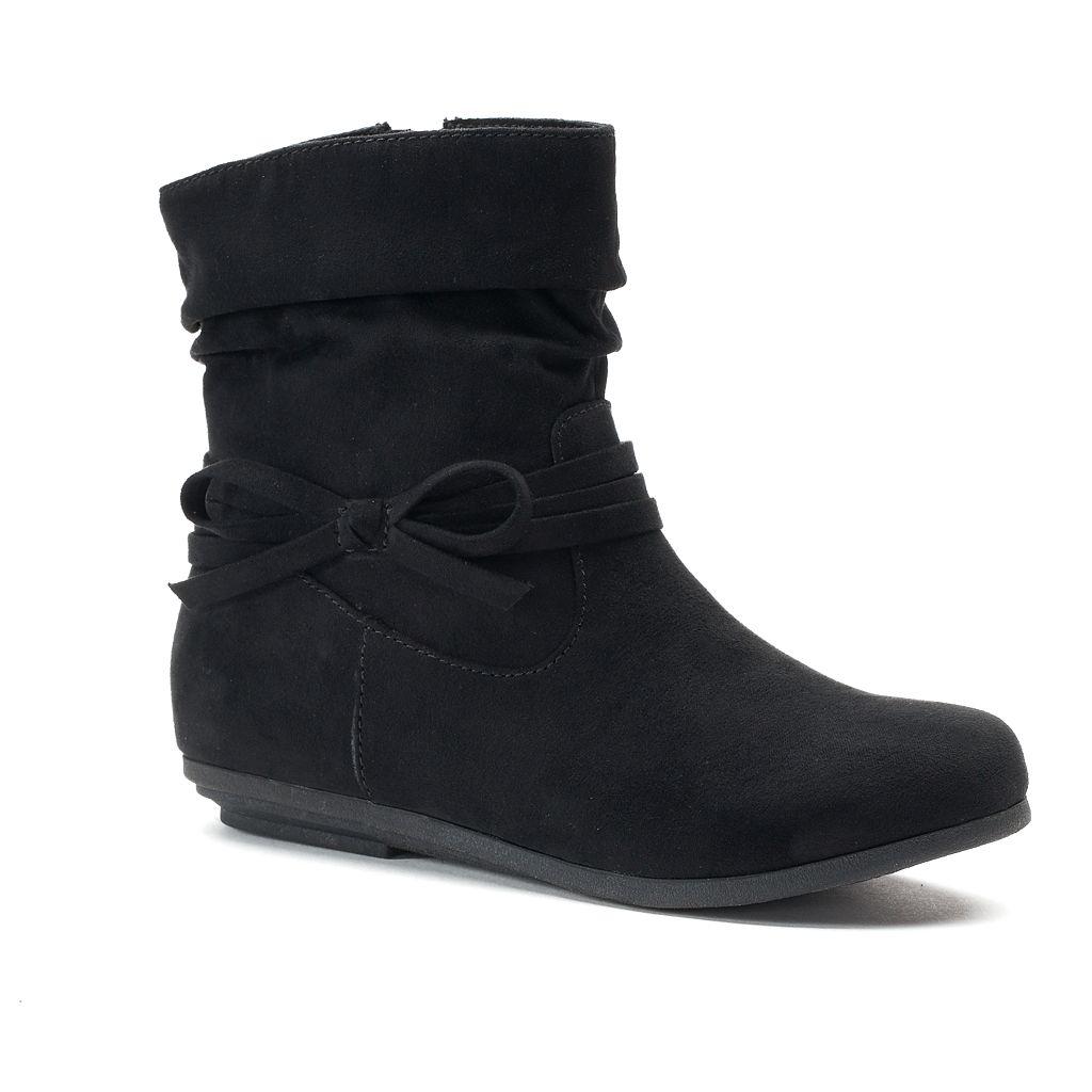 SO® Teresa Girls' Casual Boots