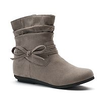 SO® Teresa Girls' Casual Boots