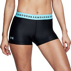 Women's Under Armour HeatGear Shorty Shorts