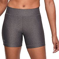 Women's Under Armour HeatGear Middy Shorts
