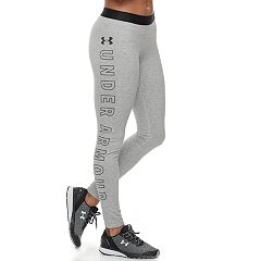 Women's Under Armour Favorite Low-Rise Graphic Leggings