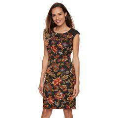 Petite Chaya Floral Dress