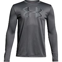 Boys 8-20 Under Armour Tech Big Logo Tee