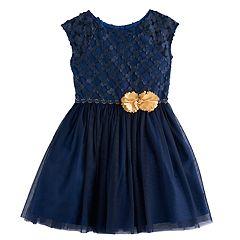 Girls 4-6x Marmellata Classics Dots Tulle Dress