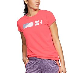 Women's Under Armour Sportstyle Branded Graphic Tee