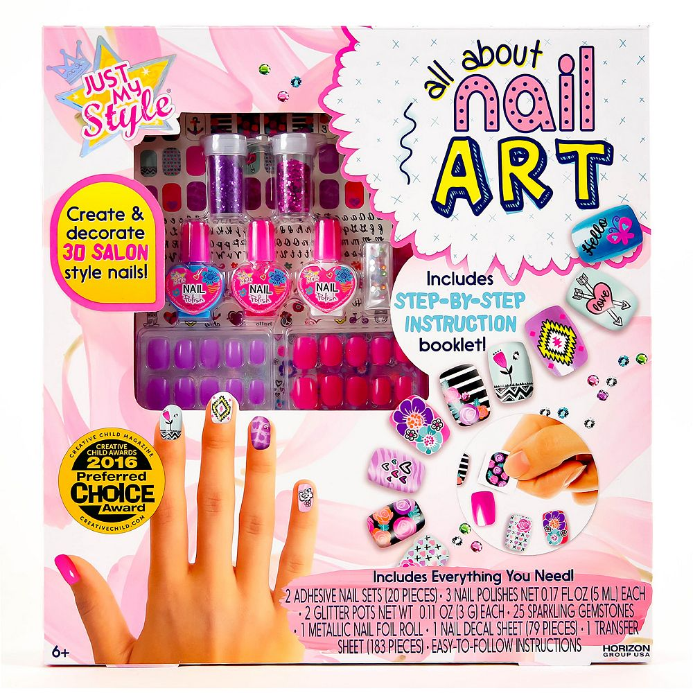 My style all about nail art just my style all about nail art prinsesfo Image collections