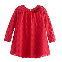 Girls 4-6x Marmellata Classics Red Dot Dress