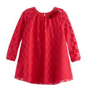 Girls 4-6x Marmellata Classics Red Dot Dress