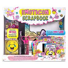 Just My Style Emoticon Scrapbook
