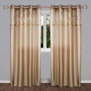 Portsmouth Home Keira Laser-Cut Curtain