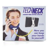 Tech Neck Hands-Free Device Collar Prank Gift Box by 30 Watt