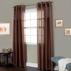 Portsmouth Home 1-Panel Monica Window Curtain