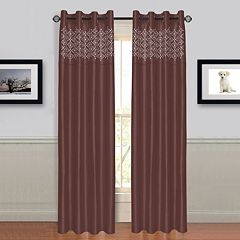 Portsmouth Home 1-Panel Alla Window Curtain