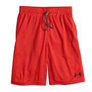 Boys 8-20 Under Armour Prototype Wordmark Shorts