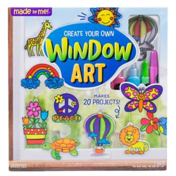 Made by Me Window Art Set