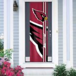 Arizona Cardinals Two-Sided Door Wrap