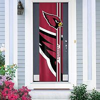 Arizona Cardinals Two-Sided Door Wrap