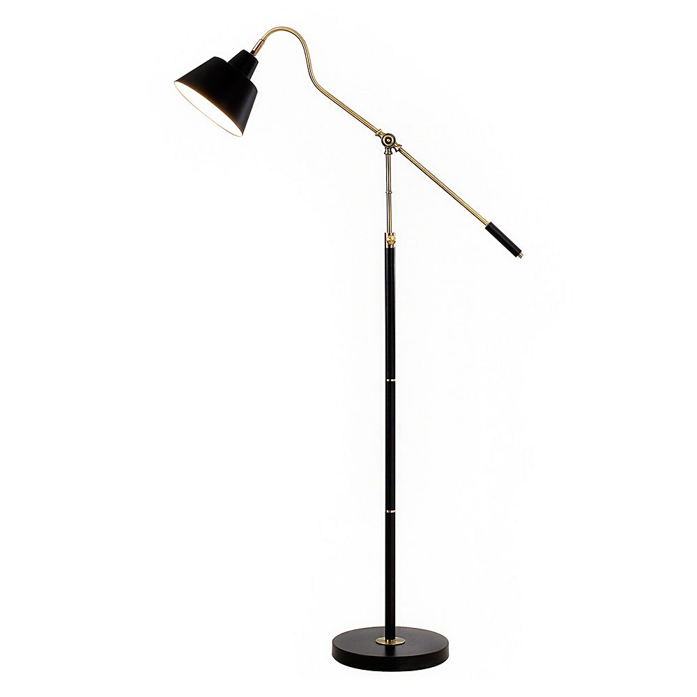 Traditional floor lamp - Catalina Lighting Adjustable Traditional Floor Lamp