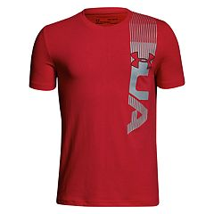 Boys 8-20 Under Armour One-Sided Tee