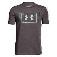 Boys 8-20 Under Armour Football Field Tee