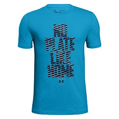 Boys 8-20 Under Armour 'No Plate Like Home' Tee