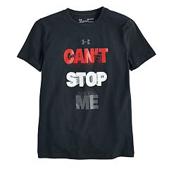 Boys 8-20 Under Armour 'Can't Stop Me' Tee