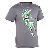 Boys 4-7 Under Armour Illuminated Basketball Play Tee