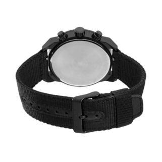 Bulova Men's Chronograph Watch & Interchangeable Band Set - 98B280