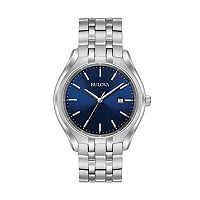 Bulova Men's Stainless Steel Watch - 96B268