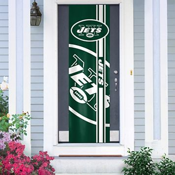 New York Jets Two-Sided Door Wrap