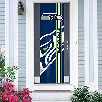 Seattle Seahawks Two-Sided Door Wrap