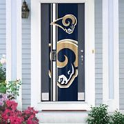 Los Angeles Rams Two-Sided Door Wrap