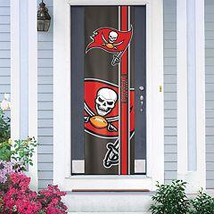 Tampa Bay Buccaneers Two-Sided Door Wrap