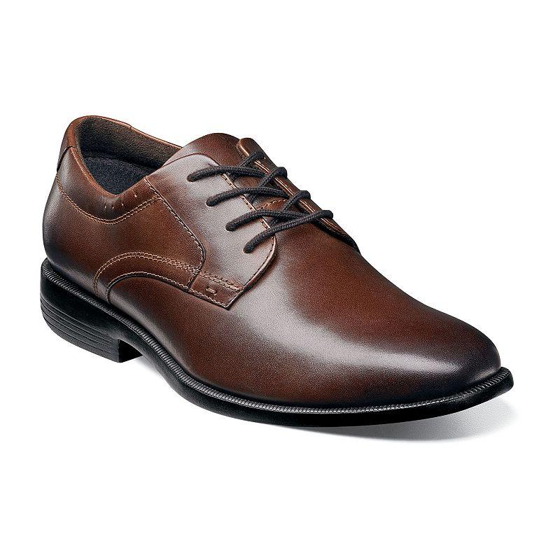 Nunn Bush Devine Men S Plain Toe Oxford Dress Shoes Size